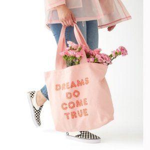 Bando Tote Bag Dreams Do Come True Shopping Bag